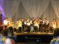 All Ireland Ceili Band Champions, Knockmore Ceili Band who played to a packed house in the Wild Duck in Portglenone on Friday night